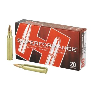 Патрон Hornady Superformance .223 Rem GMX SPF, 55gr / 3.56г (83274)