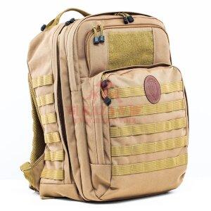 Рюкзак пуленепробиваемый Tactical One Leatherback Gear (Coyote/Tan)