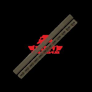 Накладки резиновые M-LOK Тип-1 Magpul® MAG602 (Olive drab)
