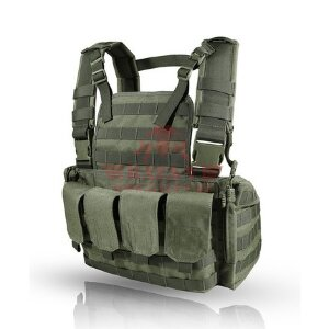 Разгрузочная система WARTECH Chest Rig MK3 TV-104 (Olive)