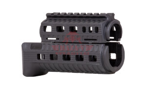 Цевье DLG Tactical для АКС74У (DLG122) (Black)