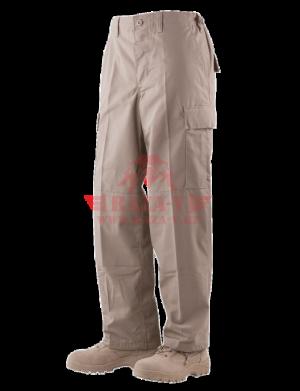 Брюки классической полевой формы TRU-SPEC Classic BDU Pants (Однотонные) 100% Cotton Ripstop (Khaki)