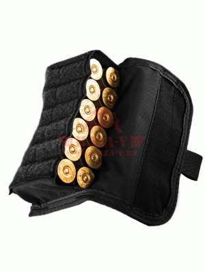 Подсумок для 12 патронов 12 калибра HSGI Shoot Shell Pouch (12SP00BK)