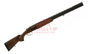 Гладкоствольное ружье Baikal МР-27ЕМ 12х76 (бук), 725мм