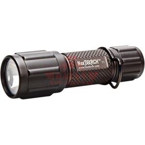 Тактический подствольный фонарь NexTORCH T1, светодиод 35 люмен