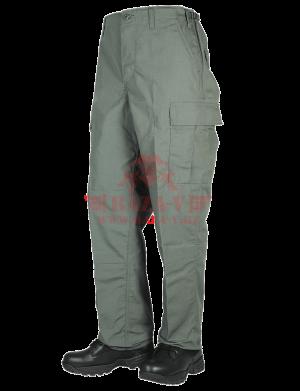 Брюки классической полевой формы TRU-SPEC Classic BDU Pants (Однотонные) 100% Cotton Ripstop (Olive drab)