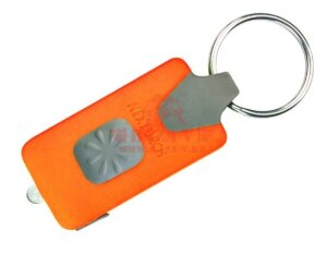 Фонарик-брелок с зарядкой от USB NexTORCH GL10, светодиод 18 люмен (Orange)