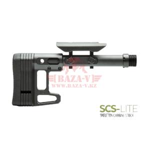 Приклад MDT SCS Lite Skeleton Carbine Stock (Black)
