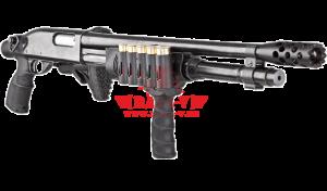 Открытый патронташ 12 калибра на 5 патронов FAB-Defense SH-5 на планку Picatinny