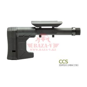 Приклад MDT CCS Lite Skeleton Carbine Stock (Black)