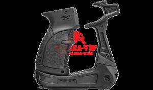 Тактическая сошка с рукоятью BI-POD FAB-Defense AK-Podium для АК (Black)