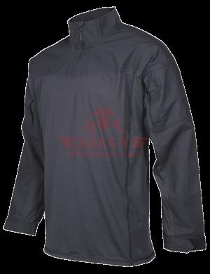 Тактическая рубашка TRU-SPEC Men's Responder Shirt 65/35 PC Ripstop (Black)