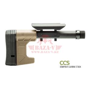 Приклад MDT CCS Lite Skeleton Carbine Stock (FDE)