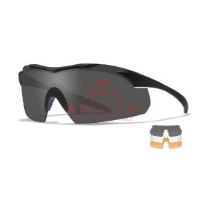 Баллистические очки WILEY X VAPOR со сменными линзами (3502)