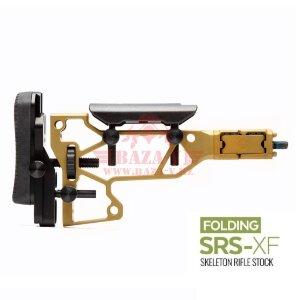 Приклад MDT Skeleton Rifle Stock XTN Interface SRS-XF Standard (BBZ)
