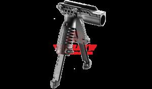 Тактическая рукоять-сошка FAB-Defense T-POD FA с креплением для фонаря