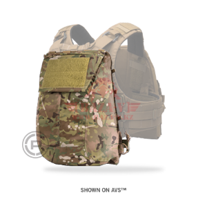 Панель с подсумком для JPC 2.0 Crye Precision Pack Zip-On Panel 2.0 (MultiCam)