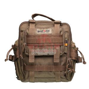 """Сумка поясная тактическая Winforce™ """"Traveler"""" Tactical Waist Bag (Coyote)"""