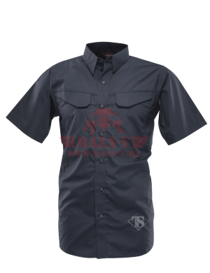Рубашка с коротким рукавом TRU-SPEC Men's 24-7 SERIES® Ultralight Short Sleeve Field Shirt (Navy)