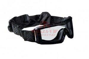 Тактические модульные очки Bolle X810 (Clear Lens & Black Frame)