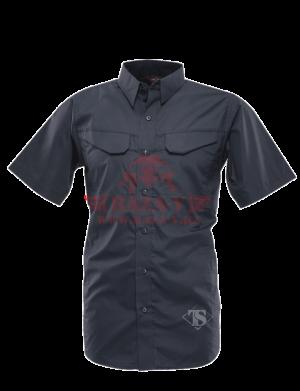 Рубашка с коротким рукавом TRU-SPEC Men's 24-7 SERIES® Ultralight Short Sleeve Field Shirt (Black)