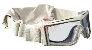 Тактические модульные очки Bolle X810 (Clear Lens & Sand Frame)