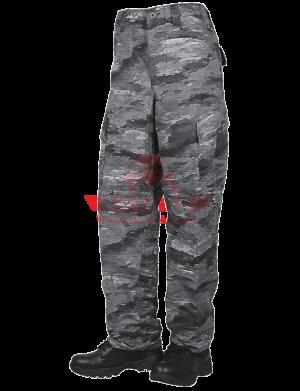 Тактические брюки TRU-SPEC BDU Xtreme Pants 50/50 Nylon Cotton Ripstop (a-tacs ghost)