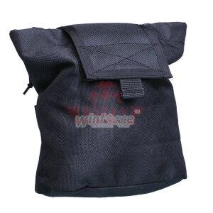 Подсумок универсальный, складной Winforce™ Folding Dump Pouch (Black)