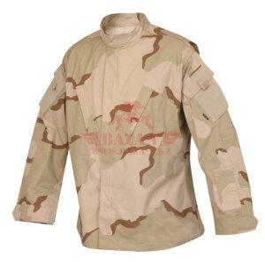 Китель тактической формы TRU-SPEC TRU® Shirt CAMO 50/50 Cordura® NyCo Ripstop (Desert-3-Color)