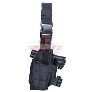 Универсальная тактическая кобура Winforce™ Tornado Universal Tactical Holster (Black)
