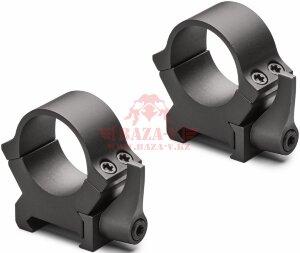 Кольца быстросъемные средние Leupold QRW2 25.4 мм Weaver/Picatinny (174067)