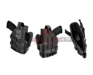 Универсальная кобура J-Tech® Patriot-8 Tactical Holster (Black)