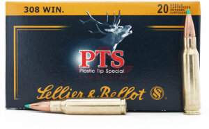 Патрон Sellier & Bellot .308 Win PTS 11.7г