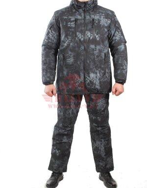 Зимний костюм Magellan из мембраны МПА-38 (Питон ночь)